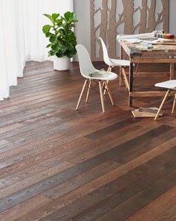 L KAE - Antique Oak Flooring