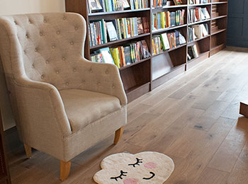 American white Oak Hardwood Flooring