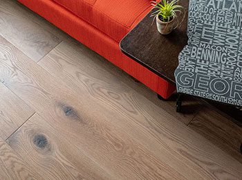 Prefinished American White Oak Flooring