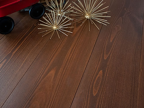 prefinished longleaf heartpine- Berkeley