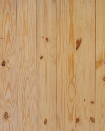 Site Finished Southern Yellow Pine Vertical Grain